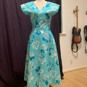 Summer dress, quite vintage.